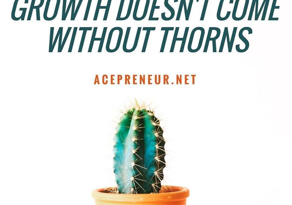 Are You Afraid of Thorns?